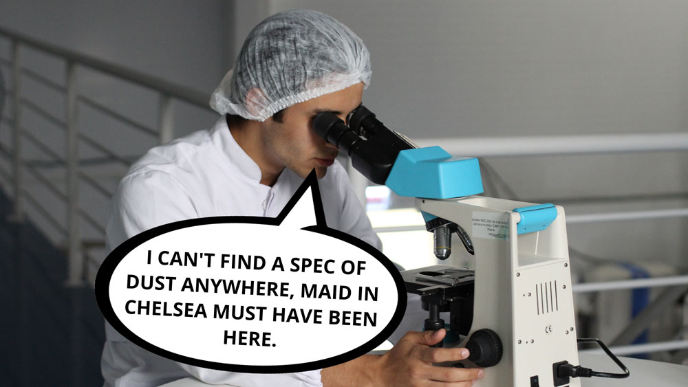 Maid In Chelsea Medical Cleaning Services
